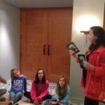 A Day at the Museum with author Vicky Alvear Shecter