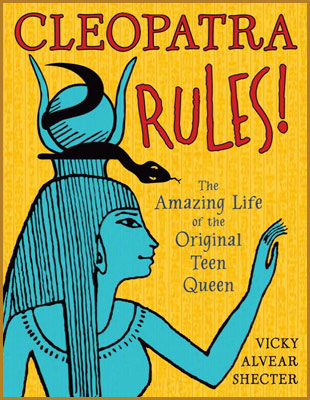 Cleopatra rules - book cover