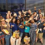 Writing with Teens and A Slice of Heaven in Roanoke