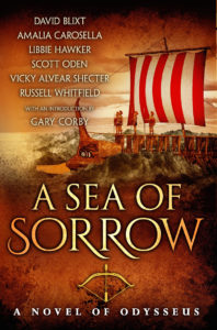 A Sea of Sorrow: A Novel of Odysseus - by Vicky Alvear Shecter